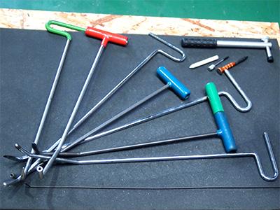 デントリペア 工具